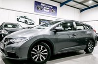 USED 2014 64 HONDA CIVIC 1.6 I-DTEC SE PLUS TOURER 5d 118 BHP