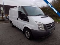 USED 2011 61 FORD TRANSIT 2.2 280 LR 1d 85 BHP DIRECT FROM LEASE COMPANY - FULL SERVICE HISTORY