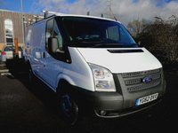 2012 FORD TRANSIT 2.2 280 ECONETIC LR 1d 99 BHP £5500.00