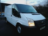 USED 2012 12 FORD TRANSIT 2.2 280 LR 1d 99 BHP 1 OWNER - SERVICE HISTORY - JUST 45K MILES