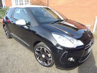 2014 CITROEN DS3 1.6 E-HDI DSTYLE PLUS  Great Specification Car £7250.00