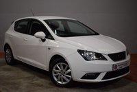 2013 SEAT IBIZA 1.2 CR TDI ECOMOTIVE SE 5d 74 BHP £5445.00