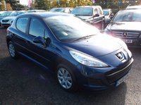 USED 2010 59 PEUGEOT 207 1.4 URBAN 5d 73 BHP ****Great Value economical reliable family car with excellent service history, drives superbly****