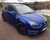 USED 2007 07 FORD FOCUS 2.5 ST-2 3d 225 BHP **HEATED FRONT SCREEN****RECARO SEATS**