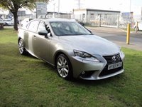 USED 2015 65 LEXUS IS 2.5 300H ADVANCE 4d AUTO 179 BHP ANY PART EXCHANGE WELCOME, COUNTRY WIDE DELIVERY ARRANGED, HUGE SPEC