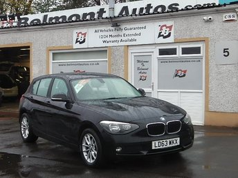 2013 BMW 1 SERIES 1.6 116I SE 5d 135 BHP £8999.00