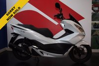 USED 2015 15 HONDA PCX125  WHITE***SOLD***
