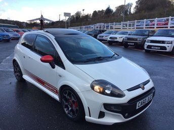View our ABARTH PUNTO EVO