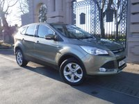 USED 2015 15 FORD KUGA 2.0 ZETEC TDCI 5d 148 BHP ****FINANCE ARRANGED***PART EXCHANGE***1OWNER***CRUISE CONTROL**