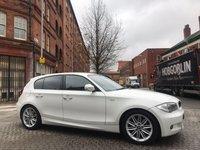 2011 BMW 1 SERIES 2.0 120D M SPORT 5d 175 BHP £7885.00