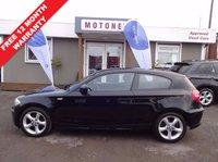 2011 BMW 1 SERIES 2.0 116I SPORT 3DR HATCHBACK  £6480.00