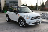 2011 MINI COUNTRYMAN 1.6 COOPER D ALL4 5d 112 BHP £8489.00