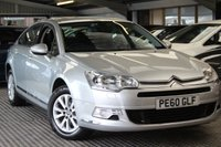 USED 2010 60 CITROEN C5 1.6 VTR PLUS HDI NAV 4d 110 BHP ****** NO PAYMENTS UNTIL FEBRUARY *******