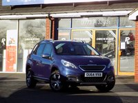 USED 2014 64 PEUGEOT 2008 1.6 E-HDi ALLURE FAP 5dr *ONLY 9.9% APR with FREE Servicing*