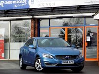 USED 2014 64 VOLVO S60 2.0 D4 BUSINESS EDITION 4dr 180 BHP * Winter Pack * *ONLY 9.9% APR with FREE Servicing*