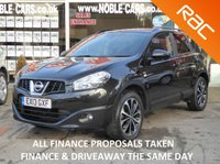 USED 2013 13 NISSAN QASHQAI 1.6 360 IS 5d 117 BHP