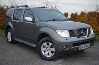 2006 NISSAN PATHFINDER 2.5 AVENTURA DCI 5d AUTOMATIC*7 SEATER* £6000.00