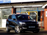 USED 2014 64 FORD KUGA 2.0 TDCi TITANIUM X 5dr Powershift AUTO 160 BHP * Appearance Pack * *ONLY 9.9% APR with FREE Servicing*