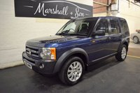 USED 2006 56 LAND ROVER DISCOVERY 3 2.7 3 TDV6 SE 5d AUTO 188 BHP 7 SEATS
