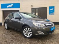 USED 2011 11 VAUXHALL ASTRA 2.0 ELITE CDTI 5d AUTO  * 0% Deposit Finance Available