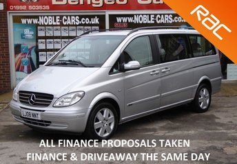 View our MERCEDES-BENZ VIANO