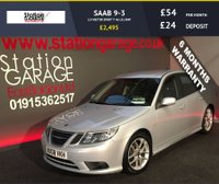 USED 2008 08 SAAB 9-3 2.0 VECTOR SPORT T 4d 151 BHP STUNNING CONDITION CAR WITH LOADS OF SAAB MAIN DEALER SERVICE HISTORY AND RECEIPTS, DRIVERS CAR WITH 2000CC TURBO ENGINE,,, JUST SERVICED BY US AND 12 MONTHS MOT...