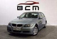 2006 BMW 3 SERIES 2.0 318I SE 4d AUTO 128 BHP £4000.00