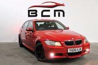 2006 BMW 3 SERIES 2.0 320D M SPORT 4d 161 BHP £5500.00