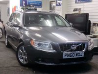 USED 2010 60 VOLVO V70 1.6 D DRIVE SE LUX 5d 107 BHP £500 Minimum part exchange allowance against this vehicle leaves a balance to pay of only £7500-take advantage of this great offer