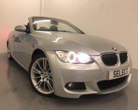 2007 BMW 3 SERIES 3.0 325I M SPORT 2d AUTO 215 BHP £8500.00