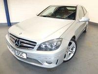 2010 MERCEDES-BENZ CLC CLASS 2.1 CLC200 CDI SPORT 3d 122 BHP £4990.00