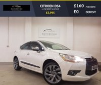 USED 2011 61 CITROEN DS4 1.6 THP DSPORT 5d 197 BHP