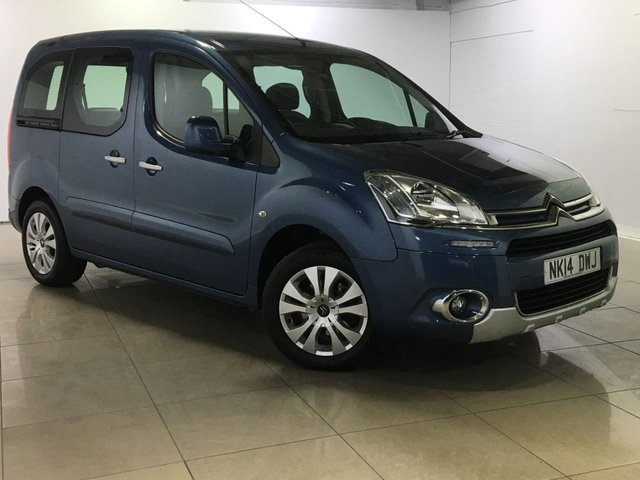 View our 2014 14 CITROEN BERLINGO MULTISPACE 1.6 HDI PLUS 5d 91 BHP