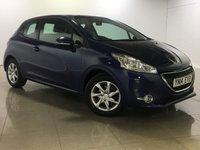 USED 2014 14 PEUGEOT 208 1.4 HDI ACTIVE 3d 68 BHP
