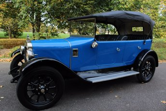 1924 AUSTIN 12/4 Clifton Tourer 1924 £24950.00