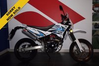 USED 1999 64 SINNIS Apache 125 SUPER-MOTO***SOLD***