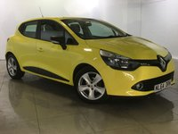 USED 2014 64 RENAULT CLIO 1.5 EXPRESSION PLUS ENERGY DCI ECO2 S/S 5d 90 BHP Great City Car