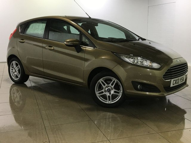 View our 2013 13 FORD FIESTA 1.0 ZETEC 5d 99 BHP