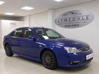 2006 FORD MONDEO 3.0 ST220 5d 226 BHP £3490.00