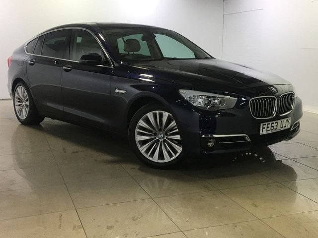 View our 2013 63 BMW 5 SERIES 3.0 530D LUXURY GRAN TURISMO 5d AUTO 255 BHP