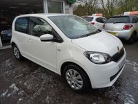 USED 2015 15 SKODA CITIGO 1.0 SE 12V 5d 59 BHP Low Mileage, Full Service History + Just Serviced by ourselves, Two Previous Owners, NEW MOT (to be completed), Excellent on fuel economy! Only £20 Road Tax! Lowest Insurance Group!