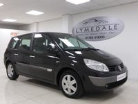 2005 RENAULT GRAND SCENIC 1.6 DYNAMIQUE 16V 5d 116 BHP £1490.00
