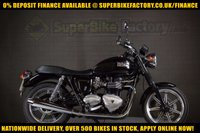 USED 2012 62 TRIUMPH BONNEVILLE 865  GOOD & BAD CREDIT ACCEPTED, OVER 500+ BIKES IN STOCK