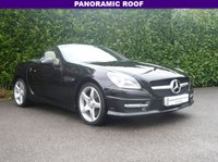 USED 2012 12 MERCEDES-BENZ SLK 2.1 SLK250 CDI BLUEEFFICIENCY AMG SPORT 2d AUTO 204 BHP