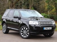 USED 2012 62 LAND ROVER FREELANDER 2.2 SD4 HSE 5d AUTO 190 BHP £248 PCM With £1269 Deposit