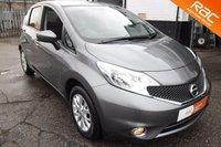USED 2015 15 NISSAN NOTE 1.2 ACENTA 5d 80 BHP ONE OWNER FULL SERVICE HISTORY--GREAT EXAMPLE