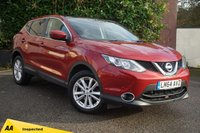 USED 2014 64 NISSAN QASHQAI 1.5 DCI ACENTA PREMIUM 5d * 128 POINT AA INSPECTED *PRICE REDUCED*