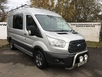 2014 FORD TRANSIT 290 125 BHP TREND L2 H2 FWD **NO VAT**CHOICE OF 70 VANS £11350.00