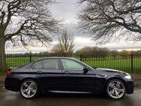 USED 2012 12 BMW M5 4.4 M5 4d AUTO 553 BHP