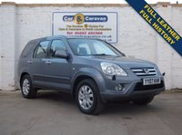 USED 2007 07 HONDA CR-V 2.2 I-CTDI EXECUTIVE 5d 138 BHP Full History 11 Stamps Leather 0% Deposit Finance Available